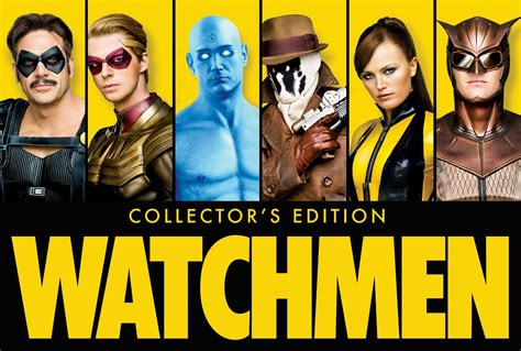 The Watchman watchmen dvd release date july 21 2009