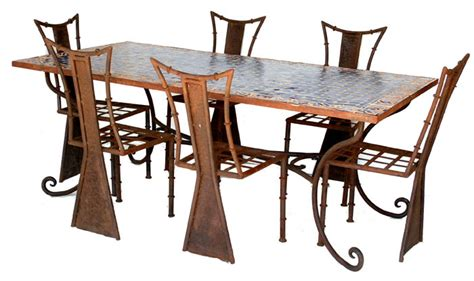 dining table moroccan mosaic dining table