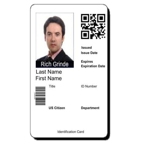 id card sle template free 17 best images about id cards on corporate id