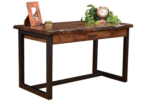 amish desk amish hamilton writing desk from dutchcrafters