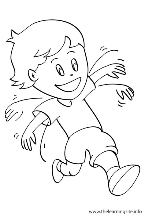 free coloring pages of action verbs
