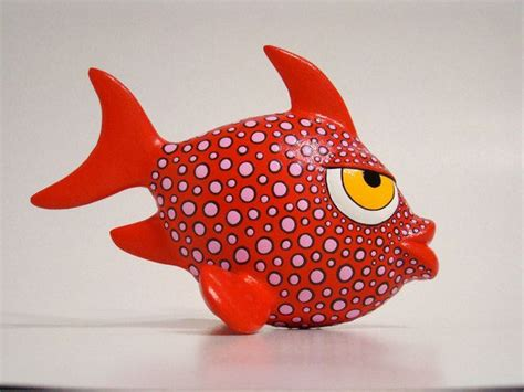 How To Make Paper Mache Fish - 17 best images about paper mache fish on