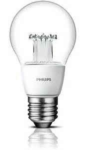 Philips Led Light Bulb Philips Clear Led Bulb Goes Retro Slashgear