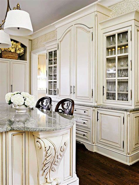 kitchen cabinets french country style cottage french country kitchen pinterest
