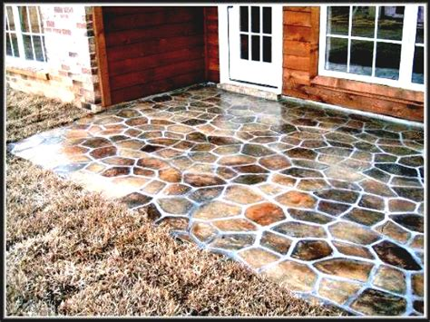 Garden Floor Ideas Diy Concrete Patio Ideas Floor Outside Flooring Easy Install Outdoor Cheap Modern Garden