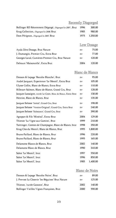 gordon ramsay dinner menu 38 of 39 price lists menus restaurant gordon ramsay
