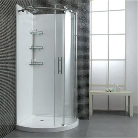Acrylic Shower Units Should I Use An Acrylic Shower Unit Or Do Tile