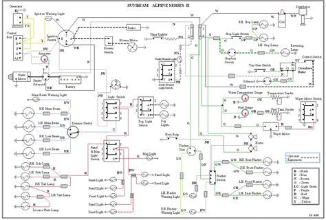 show wiring diagram ammeter wiring the saoca forum