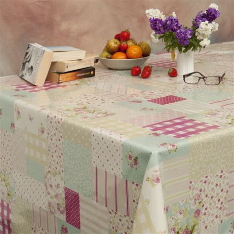 Patchwork Tablecloth - 1000 images about pvc tablecloth on