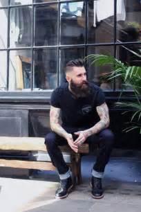 Men fashion trends 2014 full beard