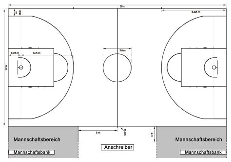 dimensions of a file basketball court dimensions 2010 jpg