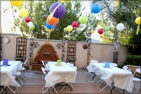 backyard graduation party decorating ideas outside graduation party decorating ideas www pixshark