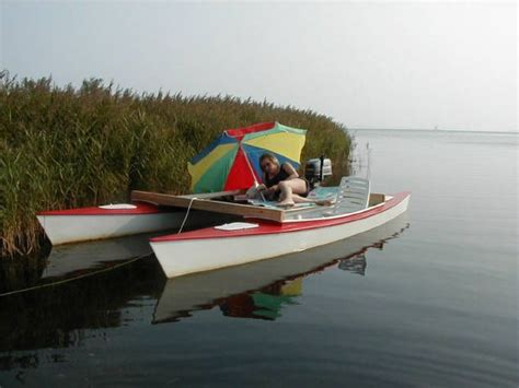 wooden catamaran boat need help in building a small catamaran page 2 boat