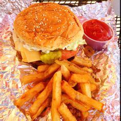 guys burgers  fries images  guy
