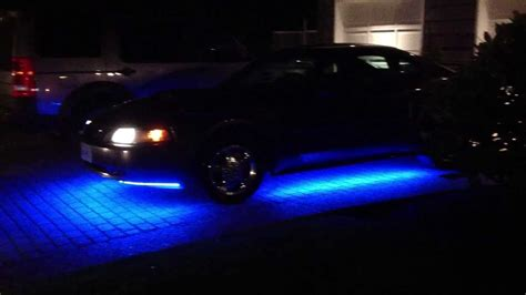 are underglow lights illegal in texas car underglow blue led strip lights under ford mustang