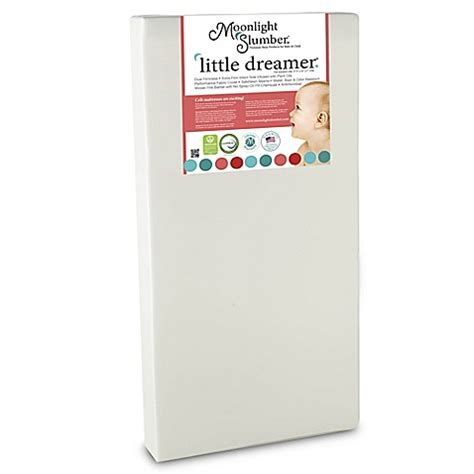 Buy Moonlight Slumber Little Dreamer Crib Mattress From Moonlight Slumber Dreamer Crib Mattress