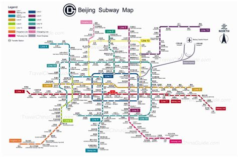 beijing subway map beijing metro map travelsfinders