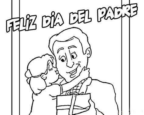 imagenes de cumpleaños para padres imagen del dia del padre para colorear imagui