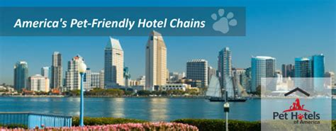 hotel chains that allow dogs pet friendly hotel chains