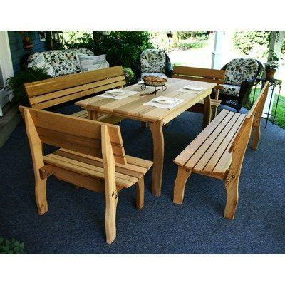 Patio Dining Sets Made In Usa 34 Best Images About Garden Patio Furniture