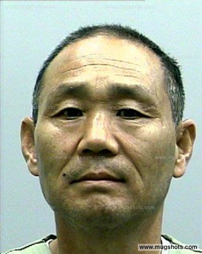 Atlantic County Arrest Records Ingyu Park Mugshot Ingyu Park Arrest Atlantic County Nj