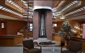 Frank Lloyd Wright Home Interiors architecture indoors interior design frank lloyd wright wallpaper