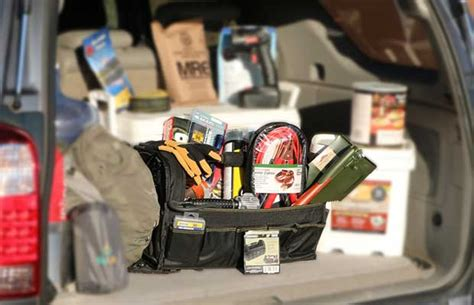 survival truck gear vehicle edc gear list don t leave the driveway without it