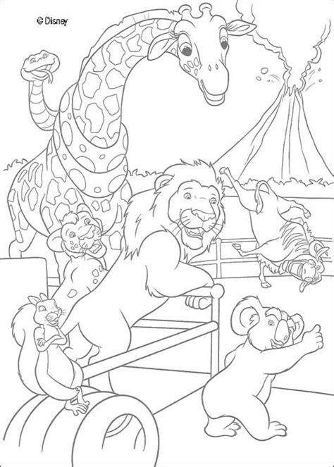 dibujos infantiles zoologico dibujos para colorear en el zoo de nueva york es