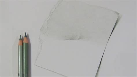 How To Make Blueprint Paper - how to draw a of torn paper