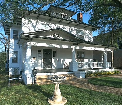 texas white house bed and breakfast the texas white house inn fort worth texas bed and