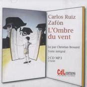 carlos ruiz zaf 243 n l ombre du livres dvd de carlos ruiz zaf 243 n