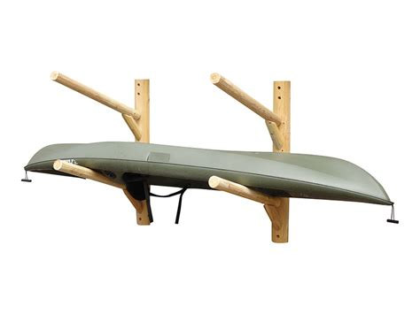 Kayak Shelf by Wall Mount Kayak Rack 2 Place Kayak Storage Canoe Rack