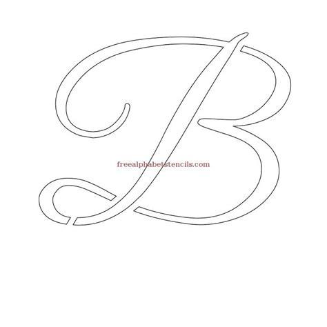 printable calligraphy stencils pin printable calligraphy letter stencils letters org hd