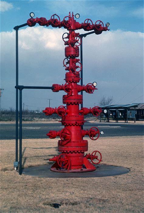 christmas tree valve permian basin petroleum museum