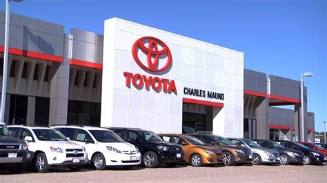 Toyota Car Dealership Charles Maund Toyota Dealership Charles Maund Toyota