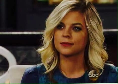 maxie from general hospital recent hairstyles 25 best kirsten storms images on pinterest hairstyles