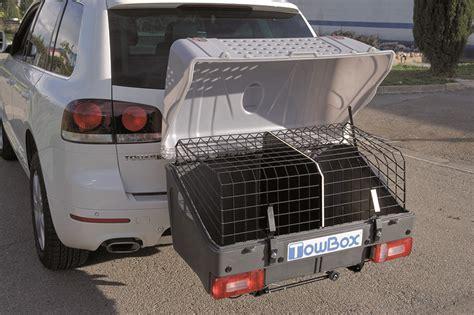 Porta Cani Per Auto by Towbox Baule Porta Cani Officina Multiservizi Per
