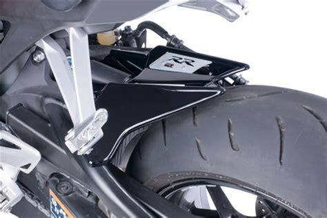 2012 honda cbr1000rr accessories honda cbr 1000rr puig matte black rear tire hugger 2012 2015