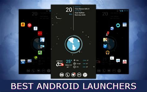 best theme launchers for android top 10 best android launchers 2017 droidopinions