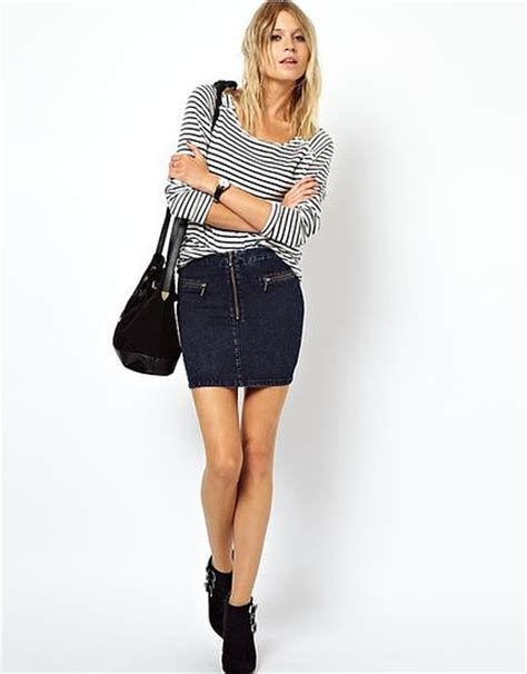 wear this asos uber high waisted skirt 44 right