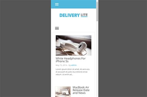 delivery theme junkie free download delivery lite wordpress theme theme junkie