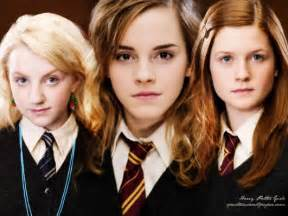 But the harry potter universe offers up many great feminist heroines