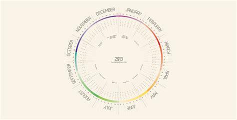 desain kalender 2018 unik cara desain 20 desain kalender paling keren unik yang