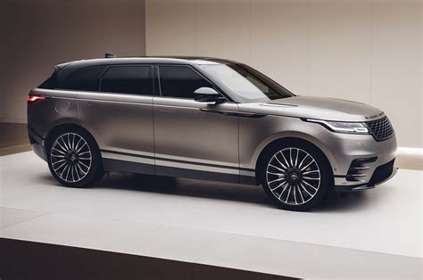 look 2018 range rover velar automobile magazine