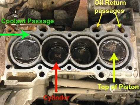 Seal Rpm Scorpio Blown Gasket What Is It