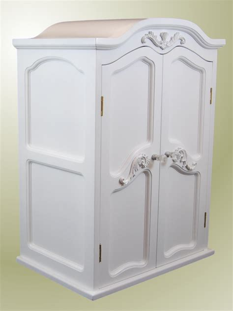 doll armoire for 18 inch dolls jonti craft 0215jc 16 w x 27 l doll bed