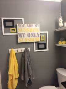 Yellow And Gray Bathroom Accessories 25 Best Ideas About Grey Yellow Bathrooms On Grey Bathroom Decor Gray