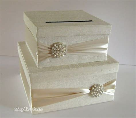 Wedding Envelope Box by Wedding Card Box Money Holder Gift Card Envelope Box