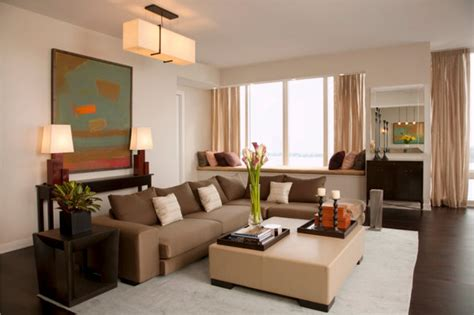 modern living room ideas with brown leather sofa excellent modern living room design with brown leather