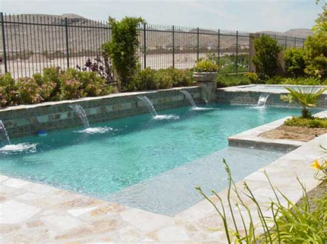 Cape Home Plans Geometric Pools Photo Gallery